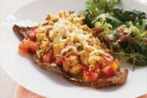 Bruschetta Minute Steaks