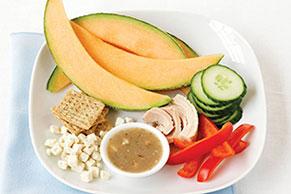 Mediterranean Tuna Cold Plate