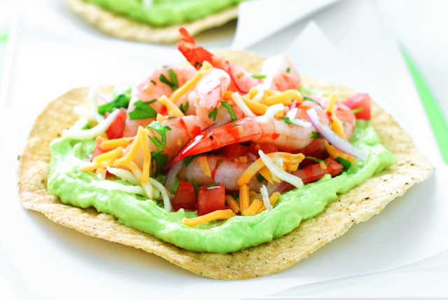 Ceviche Tostadas - Kraft Recipes