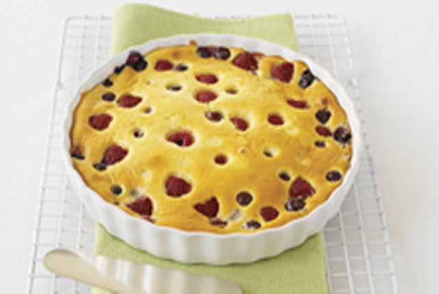 Very-Berry Clafouti Image 1
