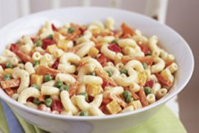 Pasta Side Salad Made Over