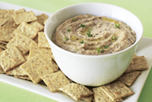 Mixed Bean Hummus Image 1