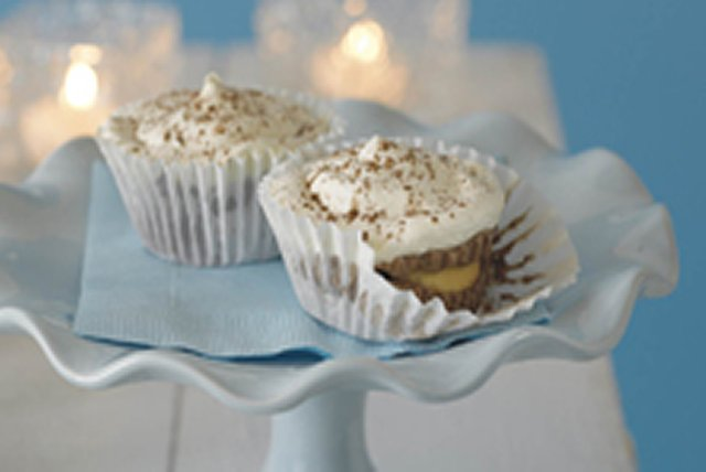 No Bake Chocolate Cream Cupcakes Image 1
