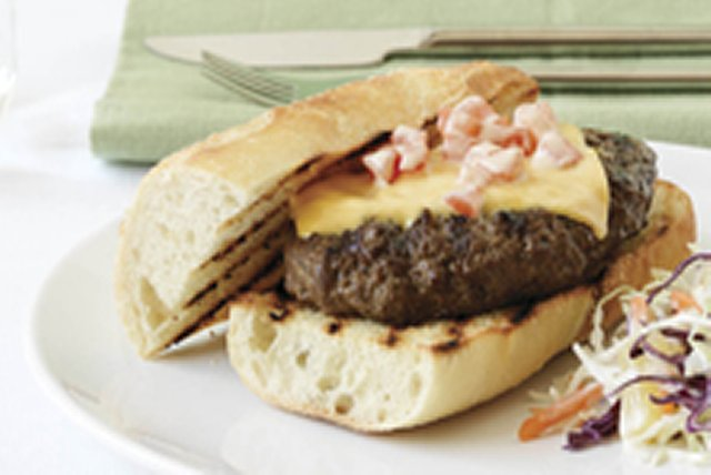 Steakhouse Cheeseburgers Image 1