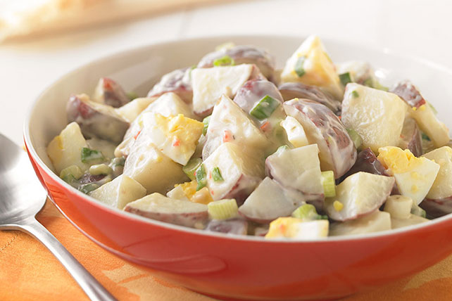 Creamy Potato Salad Image 1