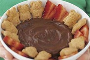 Chocolate Pudding Dipping Pool