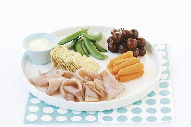 Assiette froide spéciale au jambon Image 1