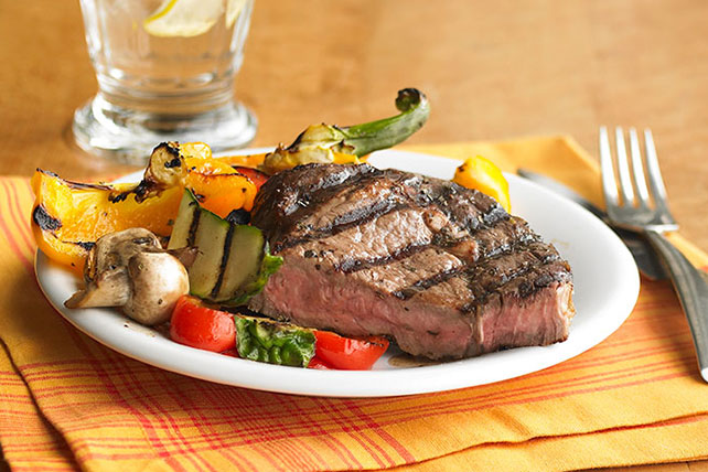 Ultimate Grilled Steak Image 1