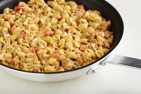 VELVEETA Shells & Cheese Cheeseburger Mac