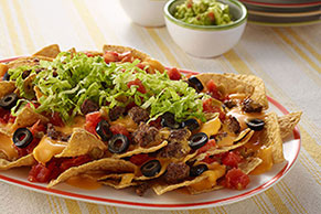 VELVEETA® Ultimate Nachos