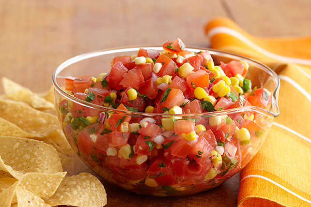 Fresh Corn Salsa Image 1
