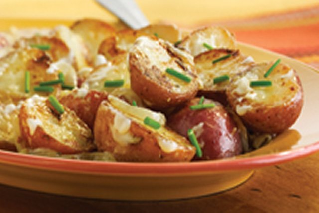 Grilled Ranch Potatoes Image 1