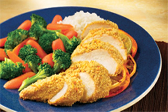 Citrus Chicken Dinner Image 1