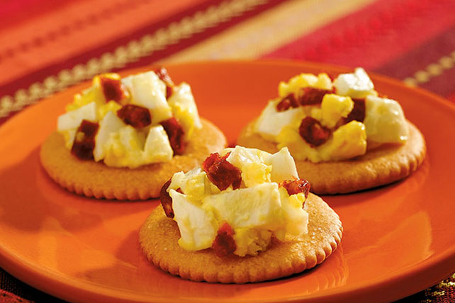 Chorizo and Egg Toppers Image 1