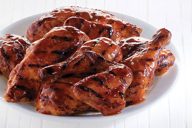 Coopers Famous BBQ Chicken Image 1