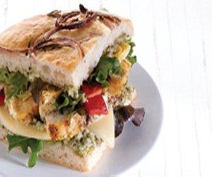 Amy's Endless Summer Sandwich