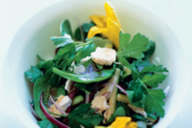 Michele's Quiet-Time Salad Image 1