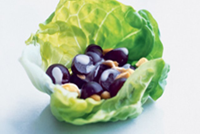 "Leslie and Chloe's ""Peanut Butter-and-Jelly Salad""  Image 1"