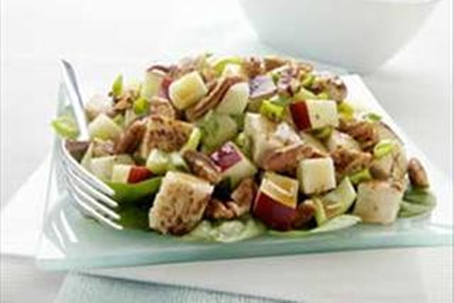 'Waldorf' Chicken Salad Recipe