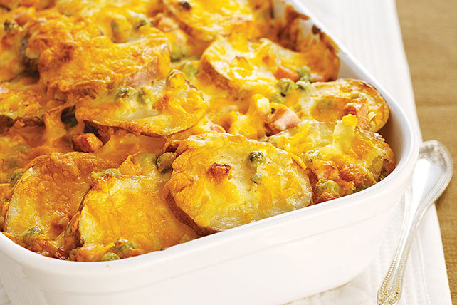Easy Cheesy Scalloped Potatoes Image 1