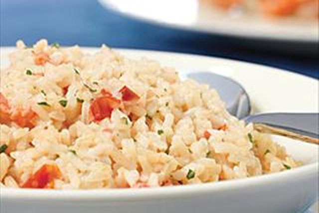 Cheesy Rice 'n Tomatoes  Image 1