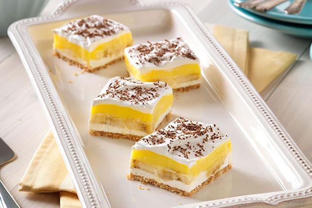 Banana Pudding Squares Image 1
