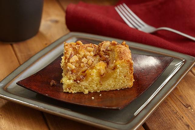 Easy Autumn Pear Cake Image 1
