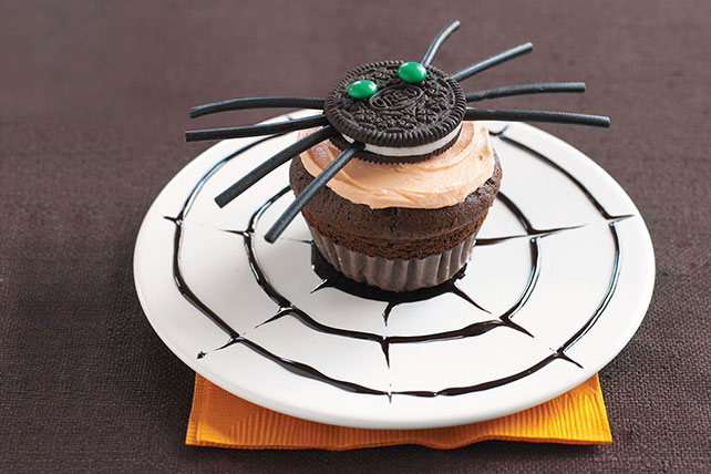 Spider Cupcakes Image 1