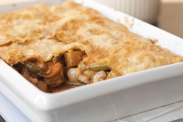 Pork Casserole en Croute Image 1