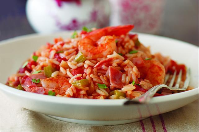 Puerto Rican Shrimp & Rice (Asapao con Camarones) Image 1
