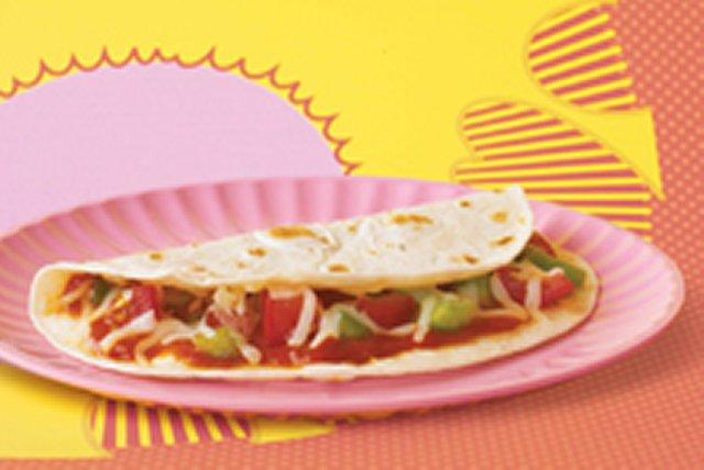 """""""Pizza-dilla"""" Image 1"""