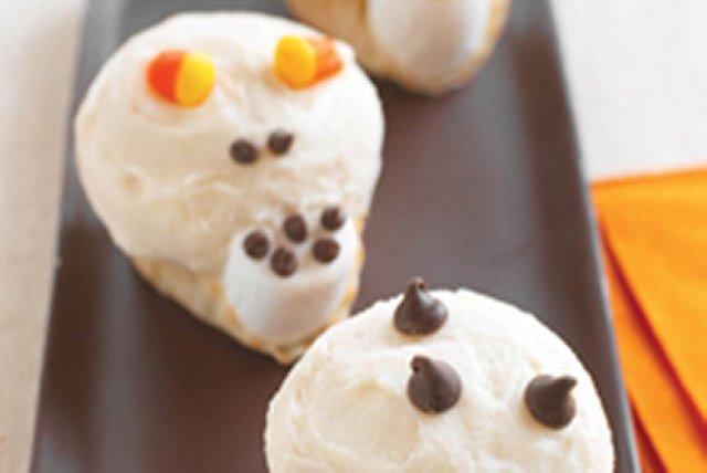 Gâteaux crânes Image 1