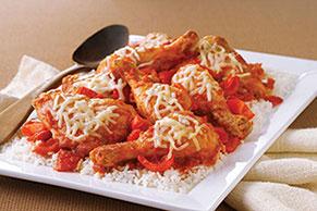 Italian Chicken Simmer