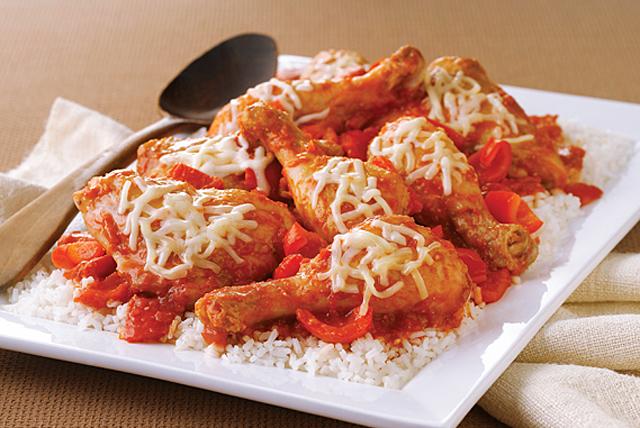Ragoût de poulet à l'italienne Image 1