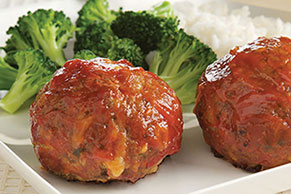 Jumbo Homemade Meatballs