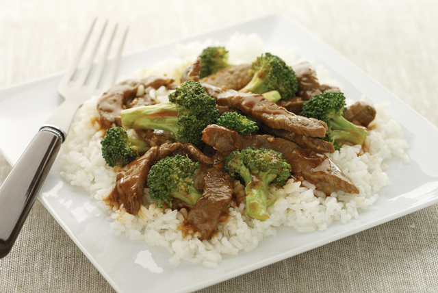 Easy Beef and Broccoli Recipe Image 1
