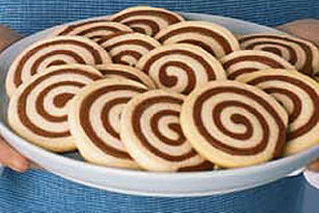 chocolate pinwheel cookies - photo #10
