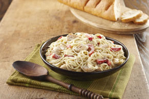 chicken-alfredo-pesto-pasta-95135 Image 1