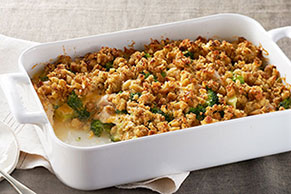 STOVE TOP Easy Cheesy Chicken Bake Image 1