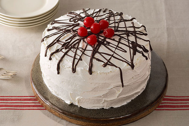 White Forest Cake Recipe In Pressure Cooker: Black Forest Delight