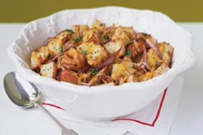 Zesty Home Fries
