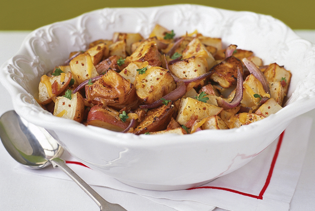 Zesty Home Fries Recipe