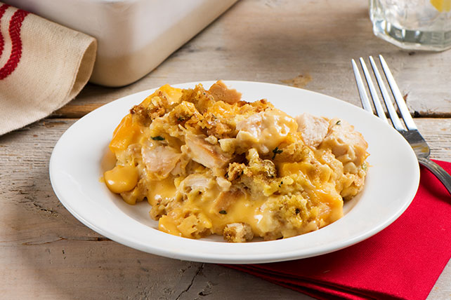 Cheesy Chicken Casserole Image 1