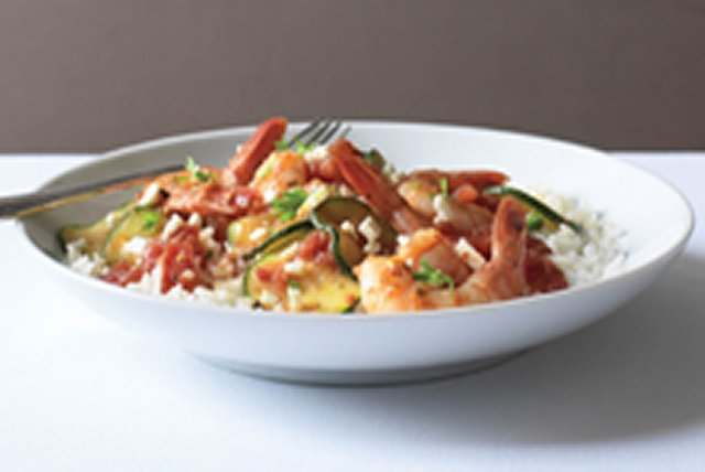 Easy Shrimp Skillet Image 1