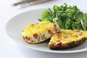Easy Baked Omelet
