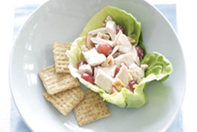 Turkey Waldorf Salad Image 1
