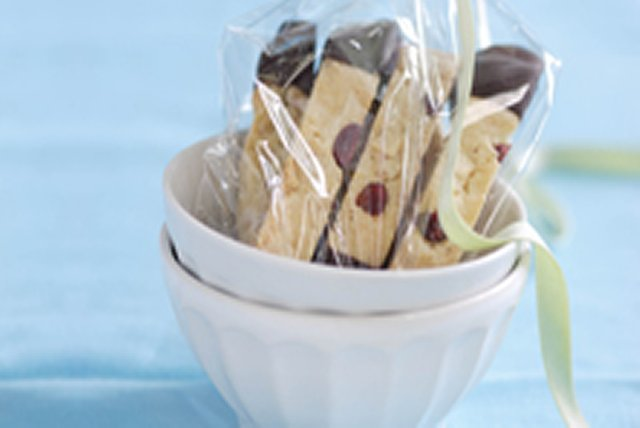 White Chocolate-Cranberry Biscotti Image 1