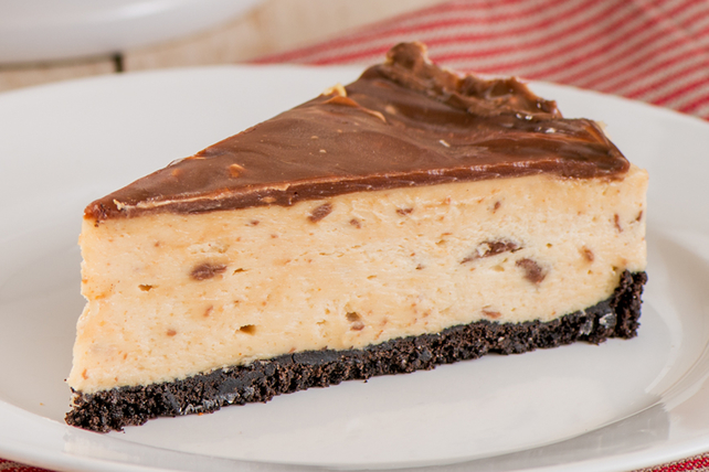 No-Bake Peanut Butter Cheesecake Image 1