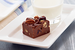 Cherry-Nut Fudge