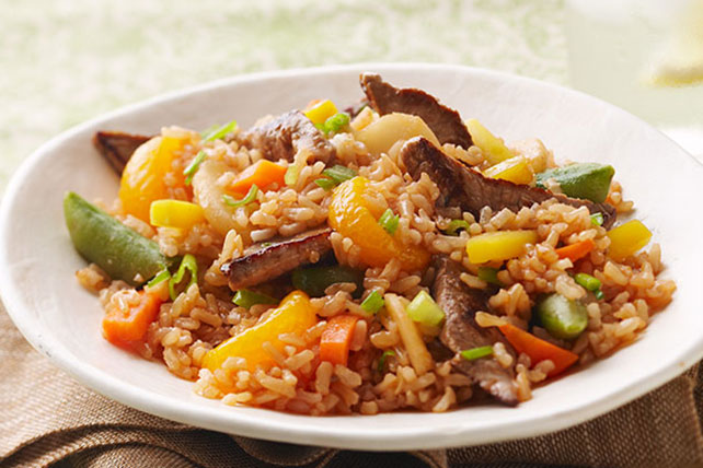 Beef-Fried Rice Image 1